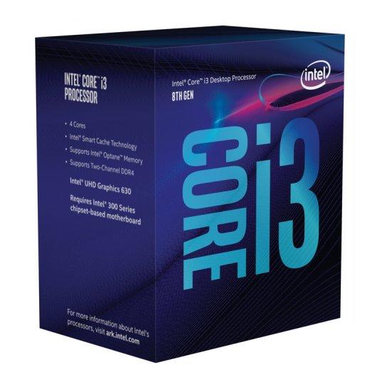 Procesador Intel Core i3-8300 3.7GHz Box