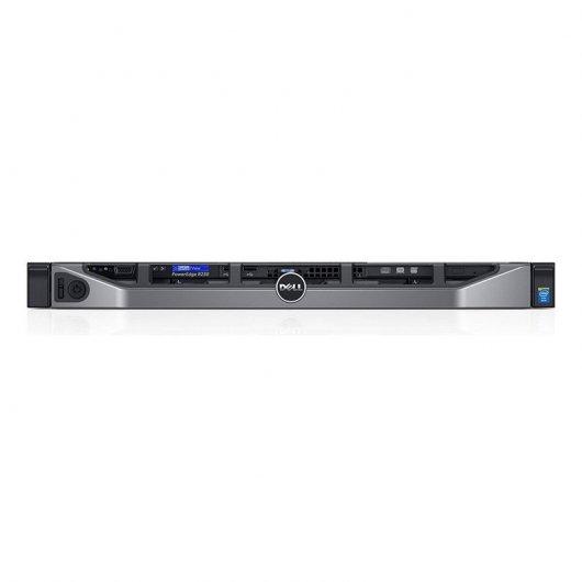 Dell PowerEdge R230 Intel Xeon E3-1220 v6 Bastidor 1U