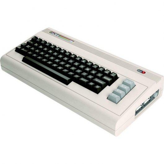 The C64 Mini Consola Retro con 64 Juegos Reacondicionado | Pccomponentes