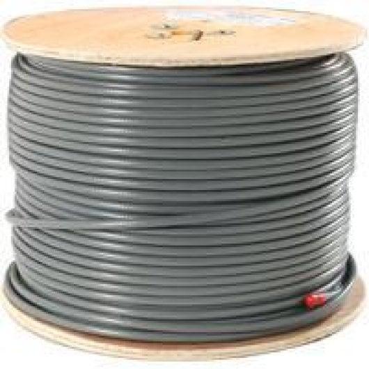 Bobina 100m cable red r gido utp cat 6 10 100 1000 for Cable de red categoria 6