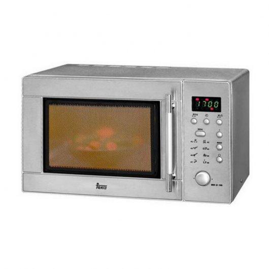 Teka mw 21 ivs microondas con grill 1000w pccomponentes - Pccomponentes microondas ...