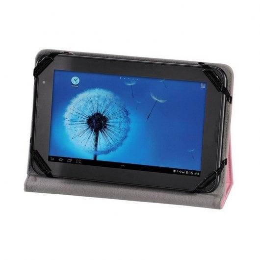 Hama funda universal tablet 10 1 dise o elle lady in pink pccomponentes - Funda universal tablet 10 1 ...