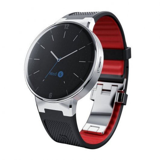 Alcatel OneTouch Watch Negro/Rojo |PcComponentes