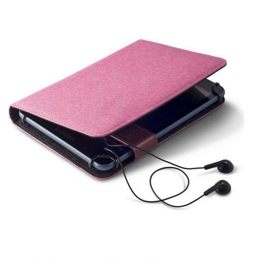 Wasabi funda universal rosa para tablet 9 7 10 1 - Funda universal tablet 10 1 ...