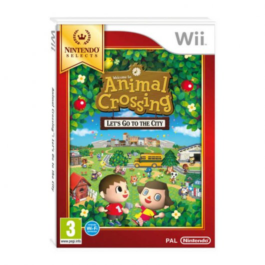 Animal crossing nintendo selects wii - Coupe animal crossing wii ...