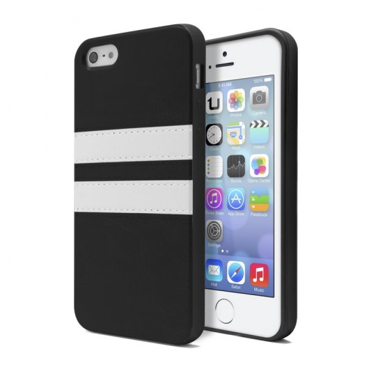 Funda 2nd line negra para iphone 5 5s se pccomponentes - Fundas iphone 5s personalizadas ...