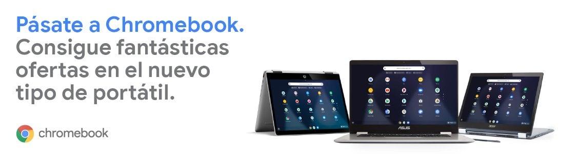 seleccion de ofertas noviembre google chromebook