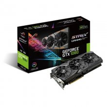 Asus ROG Strix Geforce GTX 1080 Gaming OC 8GB GDDR5X en PcComponentes