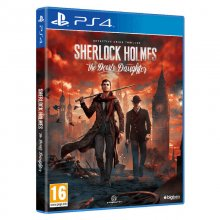 Sherlock Holmes: The Devil´S Daughter PS4 en PcComponentes