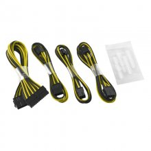 CableMod Basic Cable Extension Kit - 8+6 Pin Series - Negro y Amarillo en PcComponentes