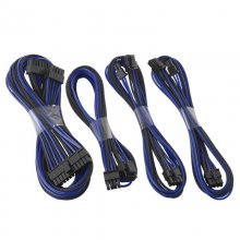 CableMod C-Series AXi, HXi & RM Basic Cable Kit - Negro/Azul en PcComponentes