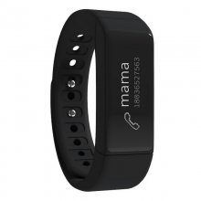 Leotec Pulsera Fitness Touch+ Sumergible Negra en PcComponentes