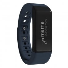 Leotec Pulsera Fitness Touch+ Sumergible Azul en PcComponentes