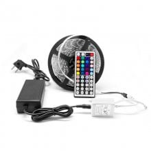 Kit Cinta LED Multicolor Waterproof 5 Metros en PcComponentes