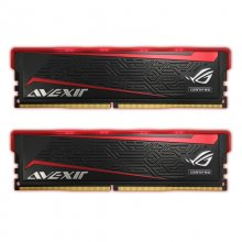 Avexir Impact DDR4 2666 PC4-21300 16GB 2x8GB CL15 LED Rojo en PcComponentes