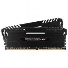 Corsair Vengeance LED DDR4 3000 PC-24000 32GB 2x16GB CL15 Blanco en PcComponentes