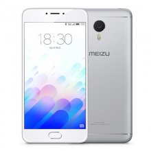 Meizu M3 Note 32GB Plata Libre Reacondicionado en PcComponentes