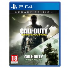 Call Of Duty Infinite Warfare Legacy Edition PS4 en PcComponentes