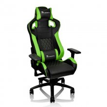 Thermaltake TTesports GT Fit Silla Gaming Negra/Verde en PcComponentes