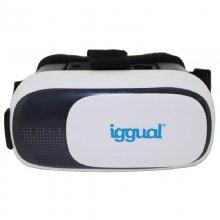 iggual Gafas de Realidad Virtual para Smartphone 4\u0026quot;/6\u0026quot;