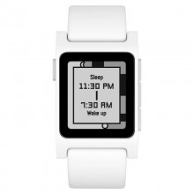 Pebble 2 Heart Rate Smartwatch Blanco en PcComponentes