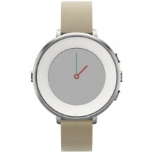 Pebble Time Round 14mm Plata Smartwatch en PcComponentes