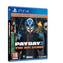 PayDay 2 The Big Score Edition para PS4 en PcComponentes