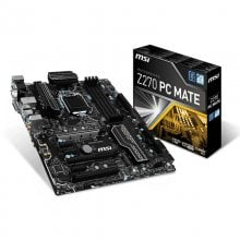 MSI Z270 PC Mate en PcComponentes
