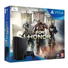 Sony PS4 PlayStation 4 Slim 1TB + For Honor en PcComponentes