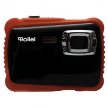 Rollei Sportsline 65 5MP Sumergible Naranja/Negro en PcComponentes