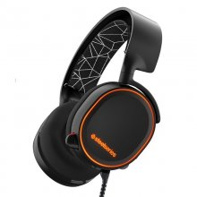 SteelSeries Arctis 5 Auriculares Gaming RGB 7.1 Negro en PcComponentes
