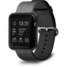 Unotec Correa Nylon para Apple Watch 38mm Negra en PcComponentes
