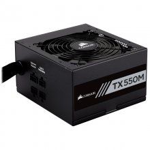 Corsair TX550M 550W 80 Plus Gold Semi Modular en PcComponentes