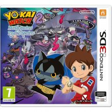 Yo-Kai Watch 2: Mentespectros 3DS en PcComponentes