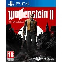 Wolfenstein 2 The New Colossus PS4 en PcComponentes