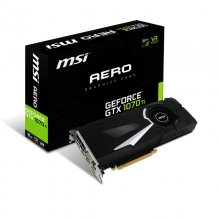 MSI GeForce GTX 1070 Ti Aero 8 GB en PcComponentes
