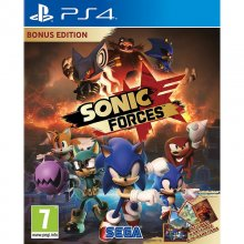 Sonic Forces Bonus Edition PS4 en PcComponentes