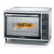 Severin TO 9630 Forno Grill 42L 1800W en PcComponentes