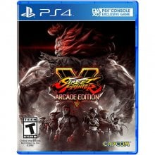 Street Fighter V Arcade Edition PS4 en PcComponentes