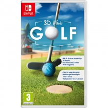 3D Mini Golf Nintendo Switch en PcComponentes