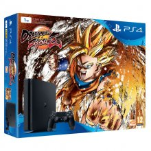 Sony PlayStation 4 Slim (Chasis E) 1TB + Dragon Ball Fighter Z en PcComponentes