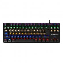 Tacens Mars Gaming MK4MINI Teclado Mecánico Gaming RGB Switch Brown en PcComponentes