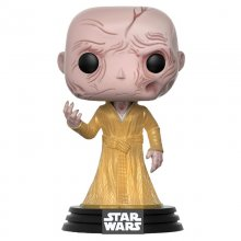 Funko Pop Star Wars Líder Supremo Snoke The Last Jedi en PcComponentes