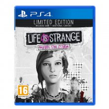 Life is Strange: Before the Storm Edición Limitada PS4 en PcComponentes