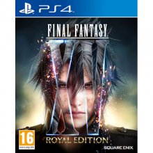 Final Fantasy XV Royale Edition PS4 en PcComponentes