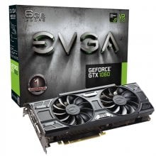 EVGA GeForce GTX 1060 ACX 3.0 6GB GDDR5 Reacondicionado en PcComponentes