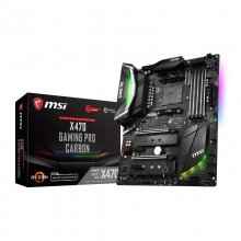 Placa Base MSI X470 Gaming Pro Carbon en PcComponentes