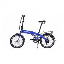 E-bike Pro Plegable Bicicleta Eléctrica Azul