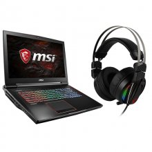 MSI Pack Pro 2 Portátil GT73EVR 7RD-1027XES Titan + Auriculares Gaming Immerse GH70 en PcComponentes