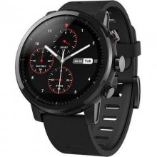 bcbad8ebc2d3 Xiaomi Amazfit Stratos Smartwatch Negro en PcComponentes